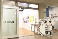 アニメで墨田!巡回展@A/A gallery